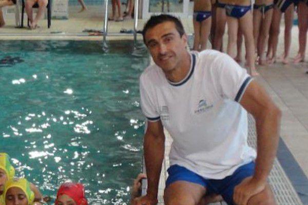 Marco D'Altrui, olimpionico e coach delle giovanili del Pescara