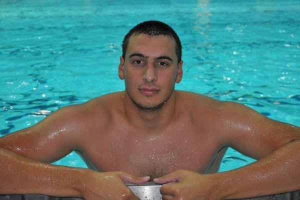 Il croato Luka Lozina, nuovo centroboa del Barceloneta