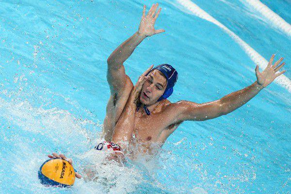 Jaksic, difensore della Serbia, oro a Rio 2016